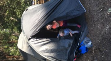 10 reasons to go camping with your kids